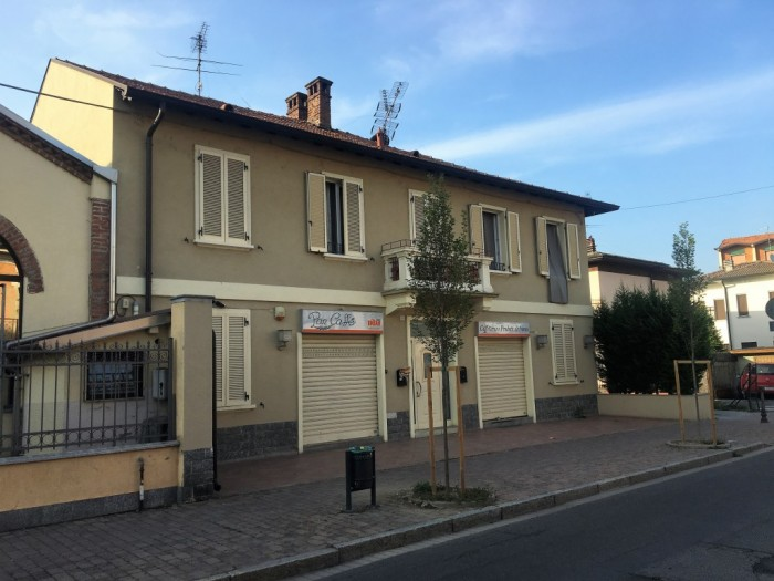 Viale Monte Grappa Sant'Angelo Lodigiano