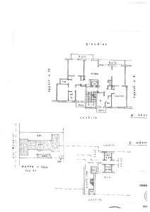 Planimetria C.so Mazzini 76